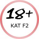 Összefűzött tüzijáték telepek, Kat F2