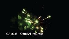 C193B Ohnivá múmie